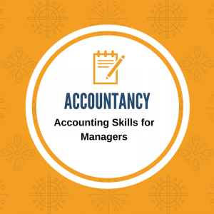 accountancy - accounting skills for managers