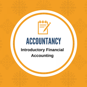 accountancy - introductory financial accounting