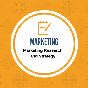 marketing - marketing research and strategy